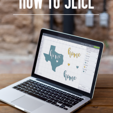 Learn how to slice on cricut design space