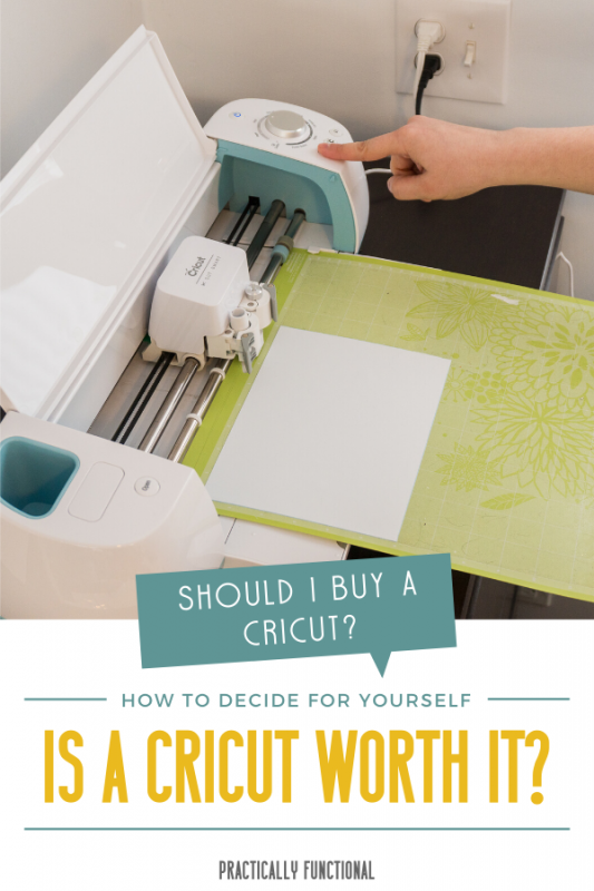 Why should i buy a cricut how to decide for yourself