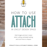 How to attach images in cricut design space