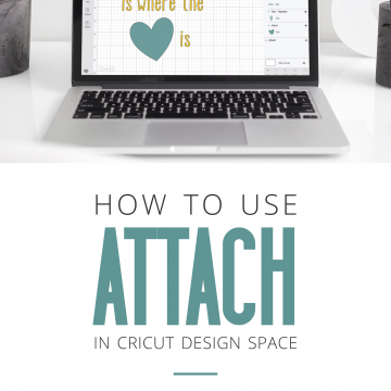 How to keep text in place in cricut design space