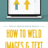What does weld mean in cricut and how to use it