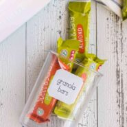 Make these free pantry labels with a cricut joy and smart label writable vinyl